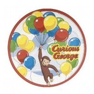 Curious george · paper plate  sc 1 st  Pinterest & paper plate | Curious George | Pinterest | Curious george