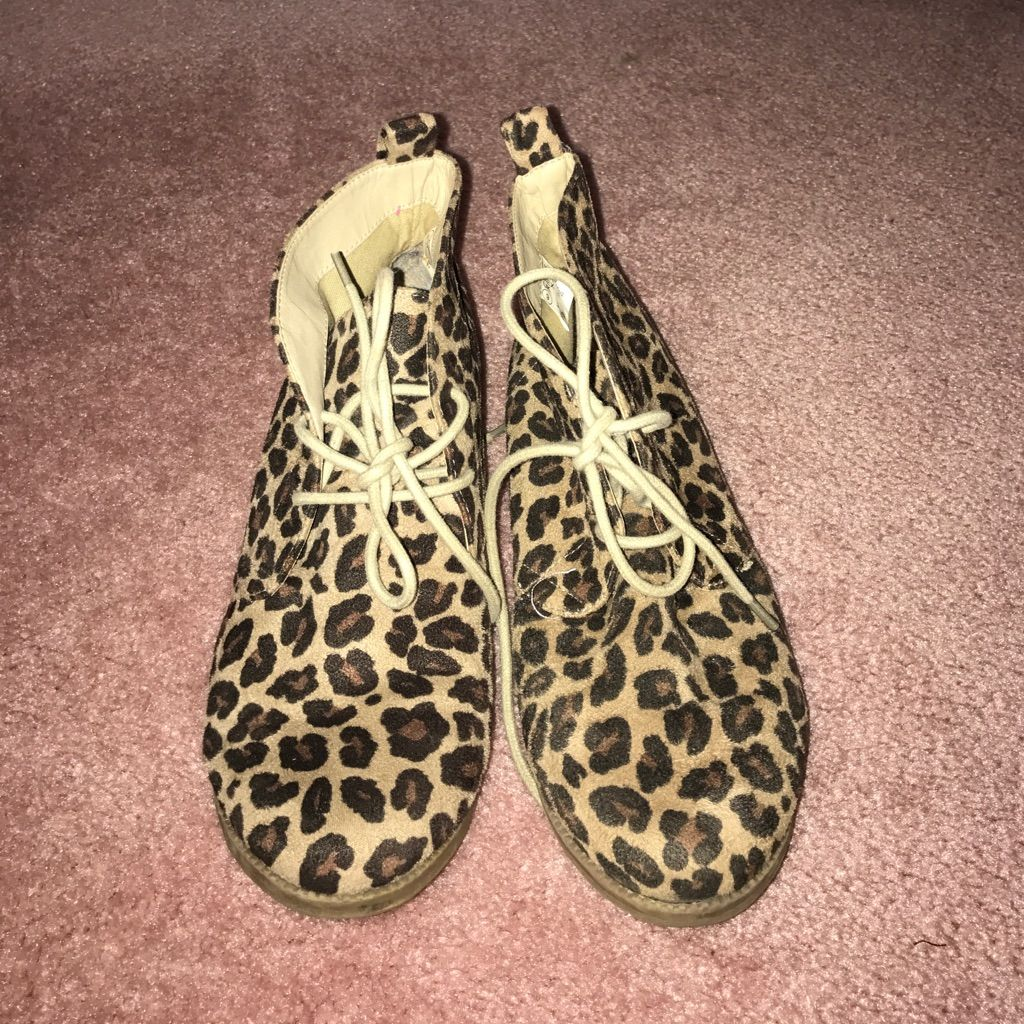 Cheetah Chelsea Boot