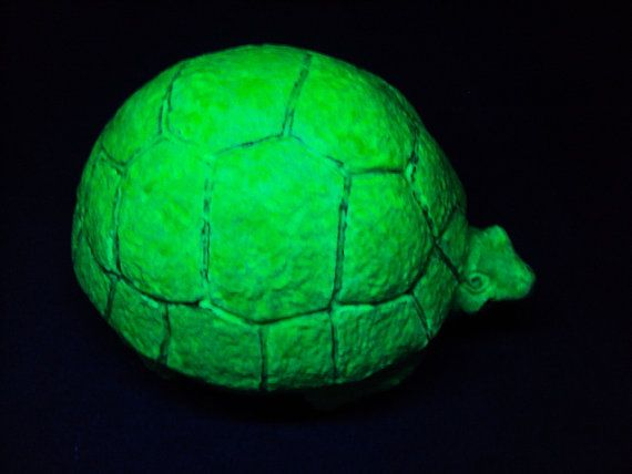 Large Stone Glow Turtle Weights Seven by MountainArtCasting, $33.95 ...