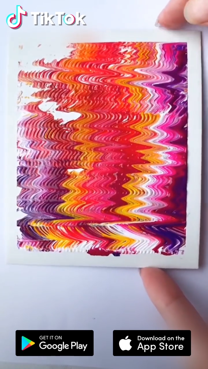 Easy Art Painting Tutorial Download Tiktok To Find More Diy And Painting Ideas Life S Moving Fast So Make Every Second Video Painting Crafts Simple Art Art Diy