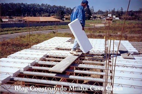 Construindo Minha Casa Clean: Tipos de Lajes, Tetos e Forros! Qual Escolher?