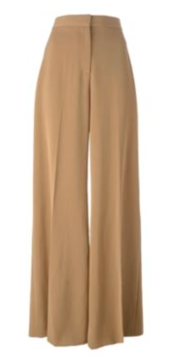 Style number: PFW16001 Color: Camel Fabrics: 56% Cotton, 30% Polyester, 13% Viscose, 1% Elastane Price: $69.90
