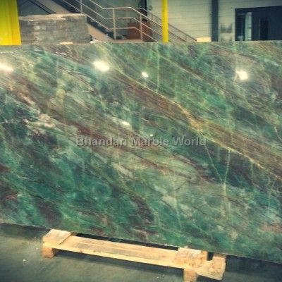 Emerald Quartz Marble - We are manufacturer, exporters and