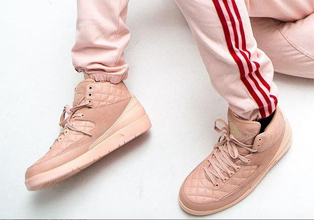 5df341a910a0 ... discount sneakers news don c confirms release date of air jordan 2  arctic orange in adult