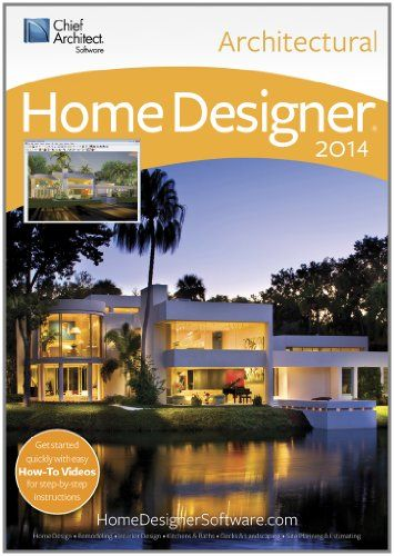 Home Designer Architectural 2014 [Download]  http://www.bestcheapsoftware.com/home-designer-architectural-2014-download/