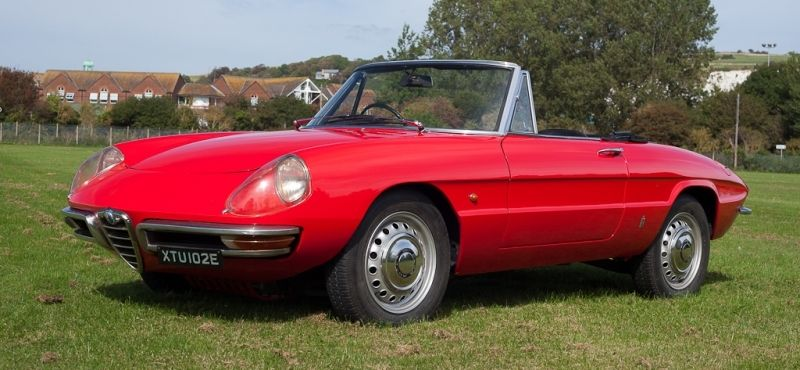 Welcome To Sussex Sports Cars Sales Of Classic Carsgerry Regarding - Classic alfa romeo spider for sale