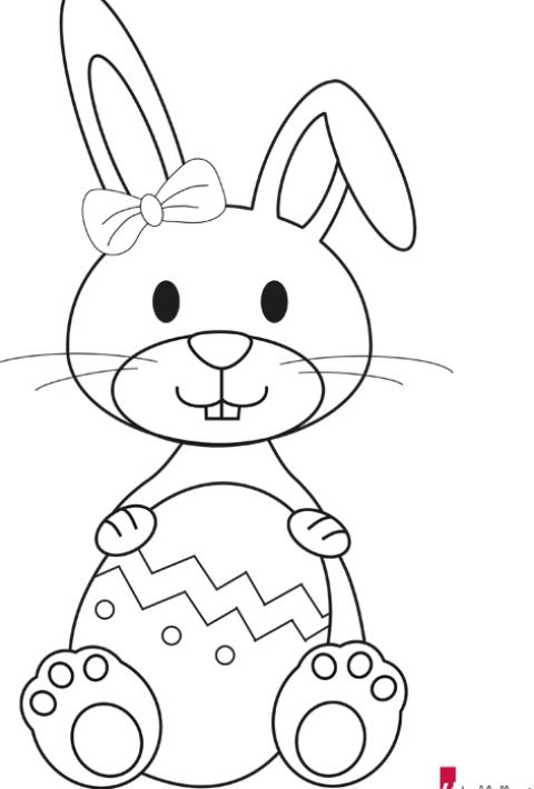 Osterhasen Basteln Mit Kindern Mit Vorlage Ganz Einfach Basteln Mit Kindern Zu Ostern Ostern Easter Bunny Template Easter Paper Crafts Easter Crafts Diy