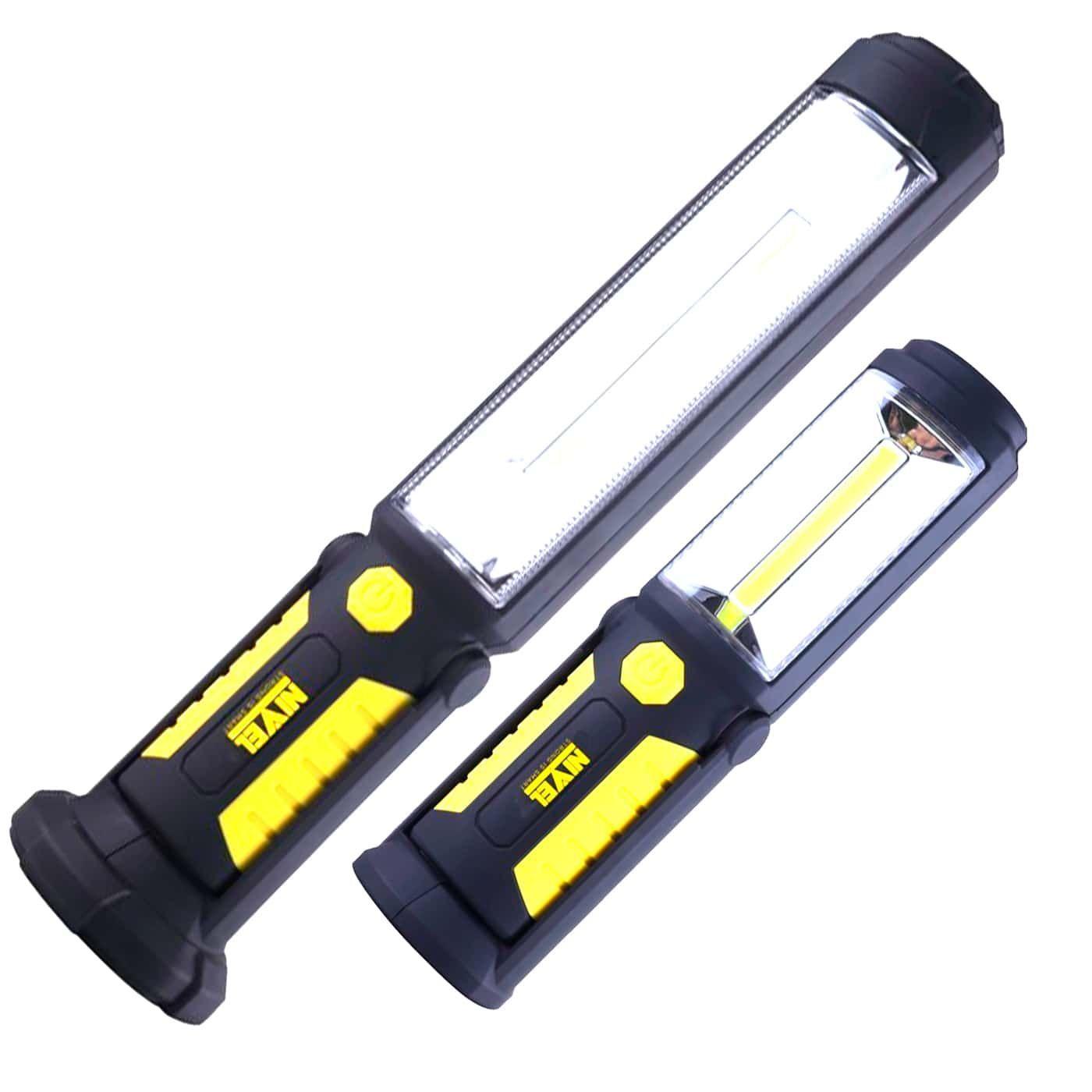 Lamparas Led De Taller Mecanico E Inspeccion De Coches Nivel Recargables Usb Led Lampara Led Taller Mecanico