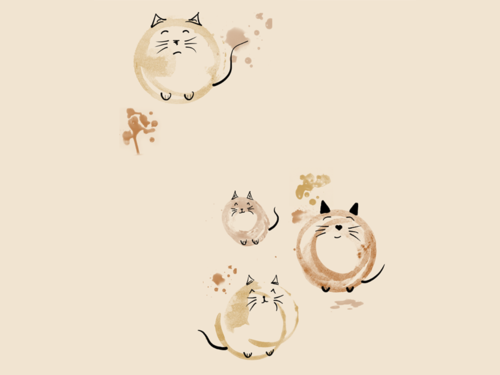 cats from drink rings
