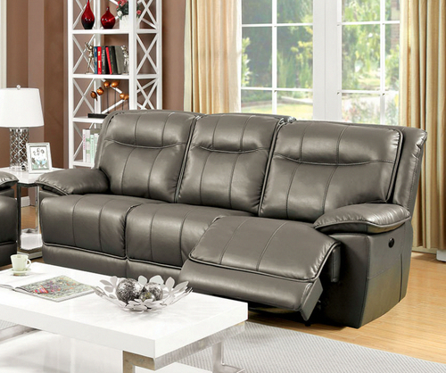 Best Furniture Of America Dolton Collection Gray Power 400 x 300