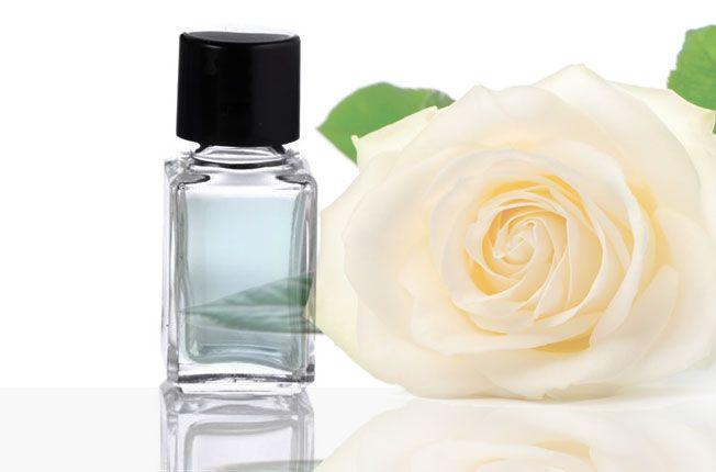 how to make essential oils into perfume