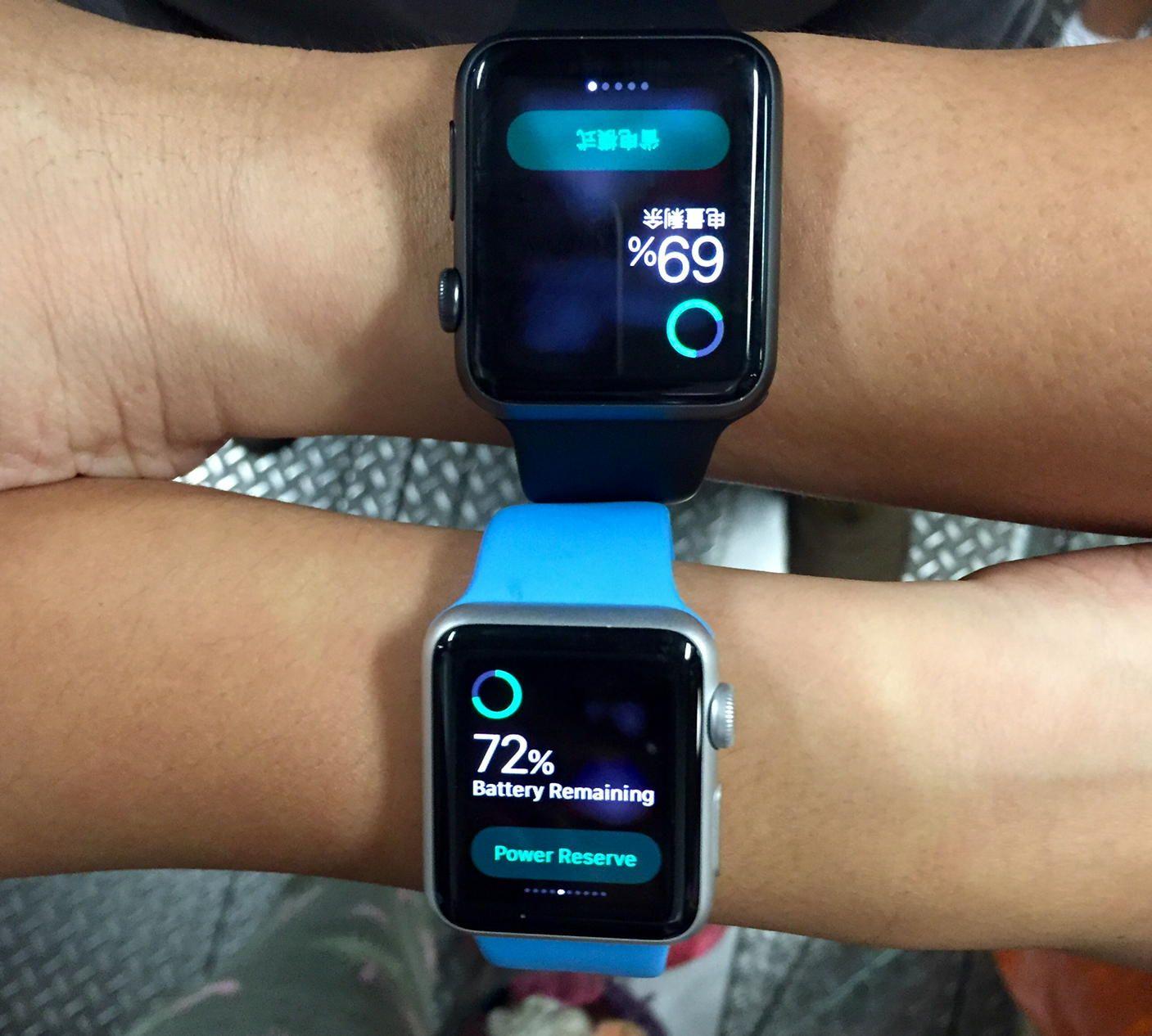 Apple Watch 42mm Vs 38mm