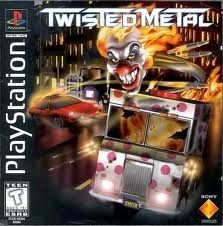 Twisted Metal Ps1 Game Twisted Metal Playstation Games