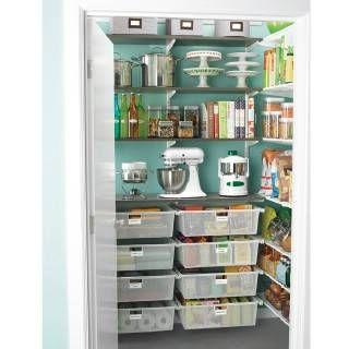 60 innovative kitchen organization and storage diy projects k che pinterest speisekammer. Black Bedroom Furniture Sets. Home Design Ideas