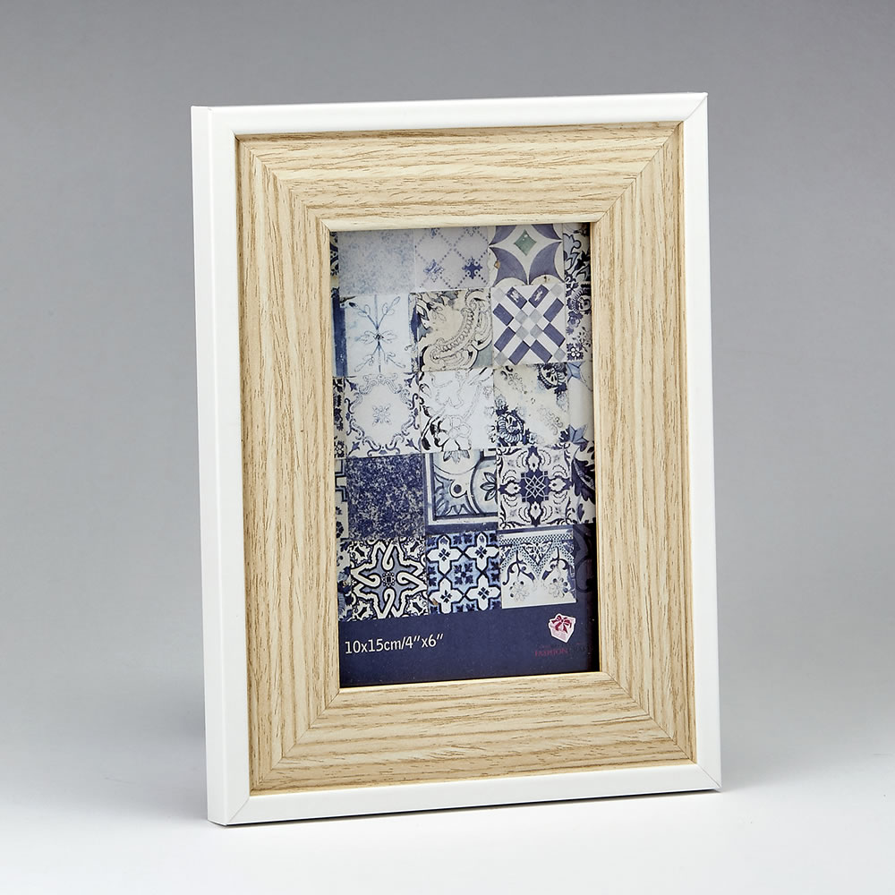 Natural Wood 4 X 6 Picture Frame Crafts With Pictures Picture Frames Picture On Wood