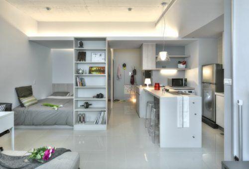Kleine Wohnung einrichten: 30 originelle und stilvolle Ideen ...