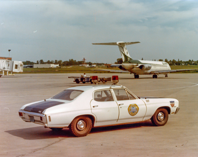 Des Moines Police Des Moines Ia Municipal Airport In 2020
