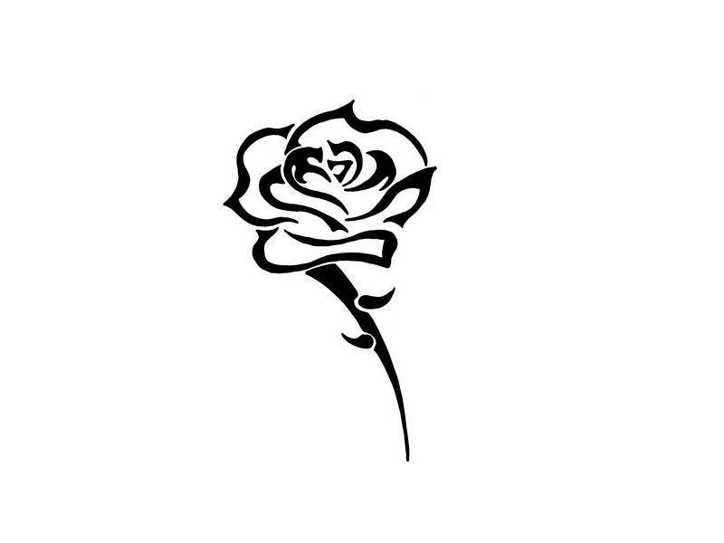 Flower Design Pics Cliparts Co Simple Tattoo Designs Cute Small Tattoos Easy Drawings