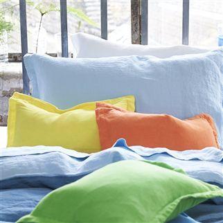 linen bedding Designers Guild