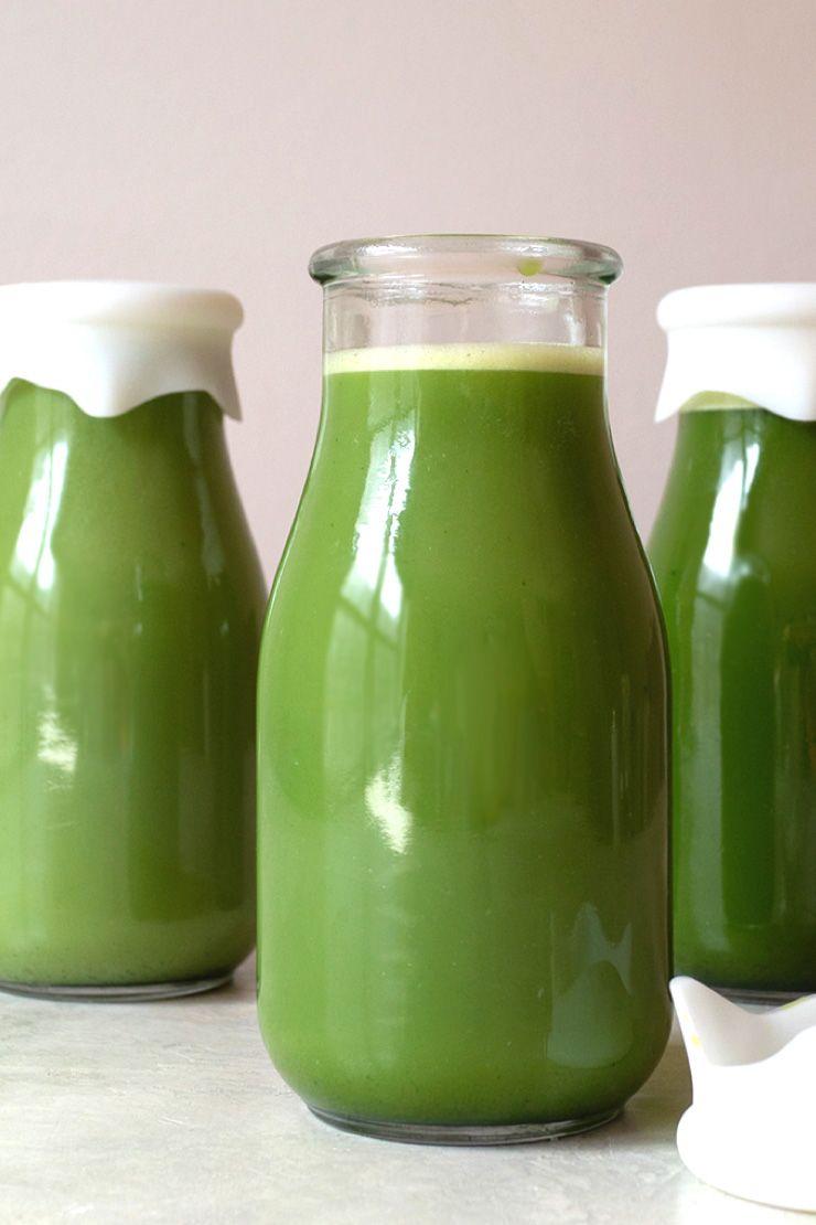 4 Ingredient Vegan Matcha Milk Made With Oat Milk Matcha Matchamilk Matchagreentea Greentea Cold Drinks Recipes Summer Tea Recipes Matcha Milk