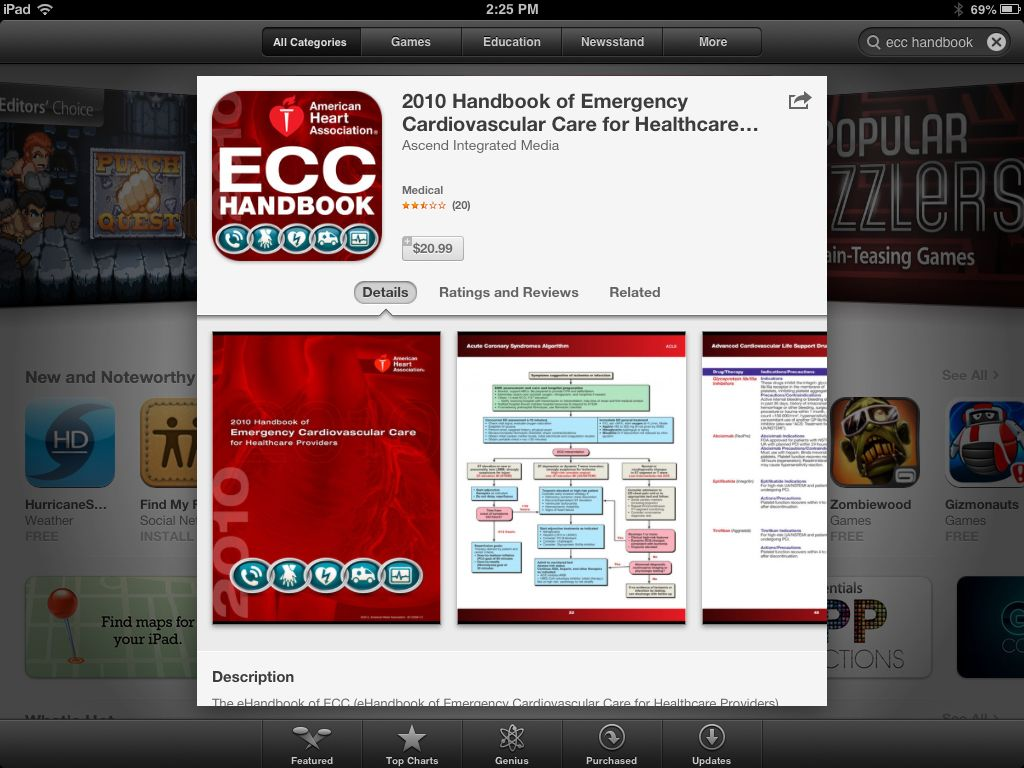 Acls book app store book app acls health care