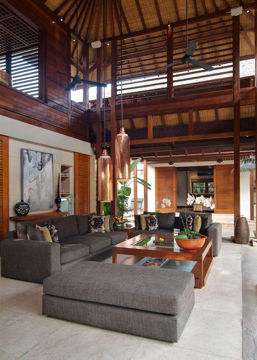 Balinese Interior Design Bedroom Ungasan Villas Interior