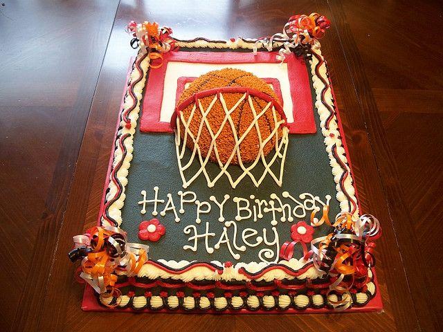 Basketball Cake Zeke Pasteles Cupcakes Postres