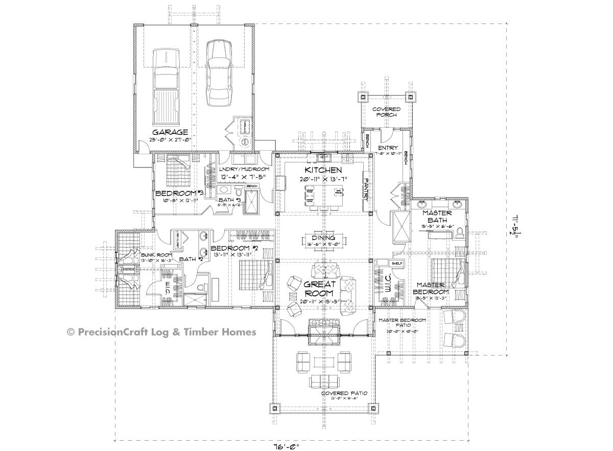 Rockwood Timber Home Floor Plan Perfect Plan Fragale Boat House