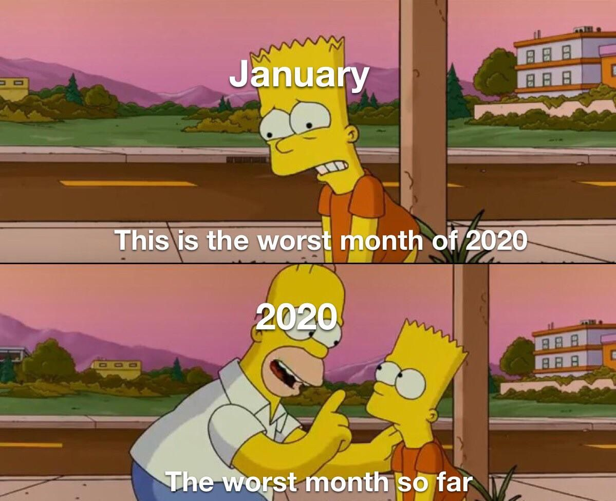 The End Is Near In 2020 Really Funny Memes Funny Relatable Memes Stupid Funny Memes