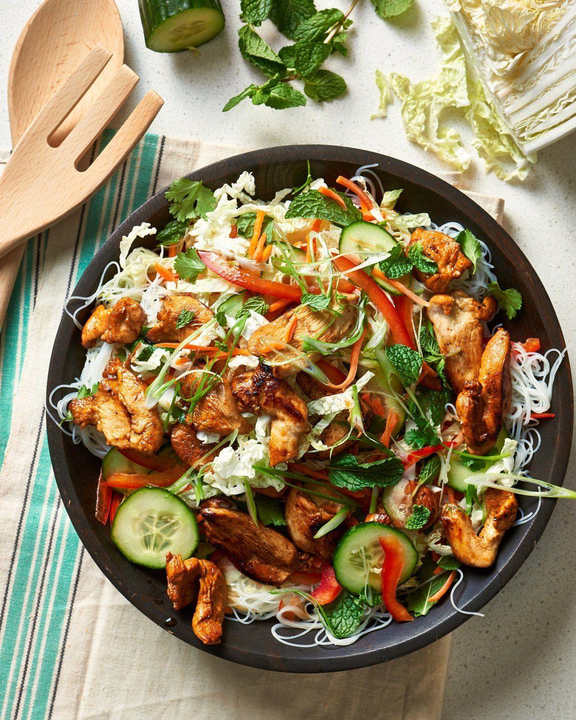 how to make vietnamese noodle salad sauce