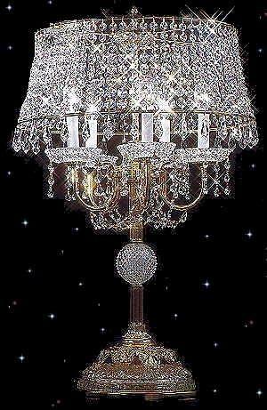 Chandelier Lamp Chandelier Floor Lamp Crystal Table Lamps