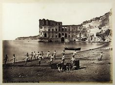 Fondazione Fotografia presenta la prima mostra monografica italiana dedicata a Robert Rive dal titolo: Photographies d'Italie