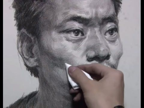 2 portrait drawing tutorial youtube