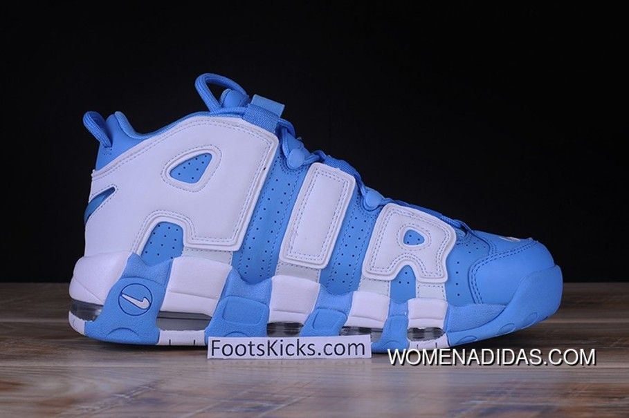 1252796f18a8 Mens Nike Air More Uptempo University Blue 921948-401 Free Shipping