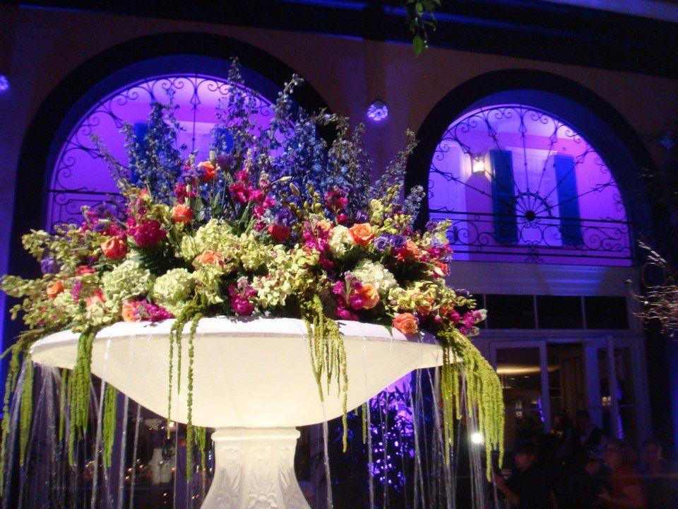 Another Beautiful Wedding Lit By See Hear Productions Hotel Mazarin New Orleans