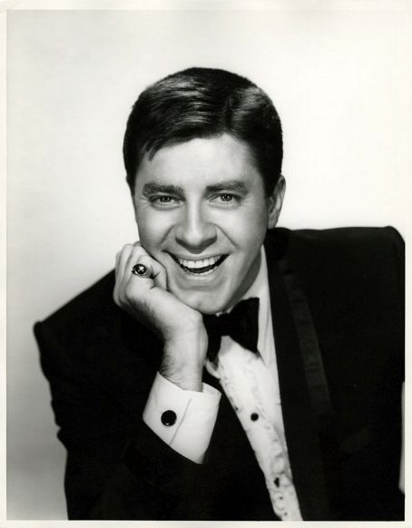 Saw an older Jerry Lewis in a production of Damn Yankees.