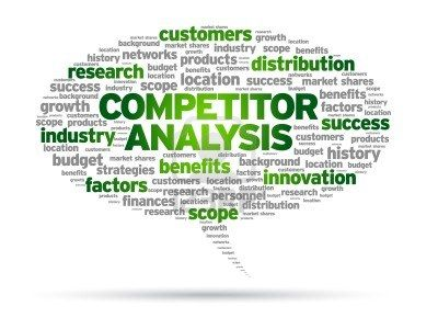 Your marketing approach can be improved greatly using a competitor - competitive market analysis