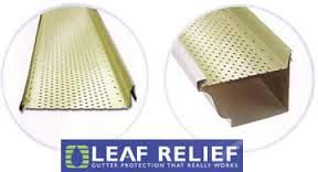 Leaf Relief Promo Photos From The Internet Click On The Photo And Go To Our Website And See Why Our Gutter Covers Are Gutter Guard Gutter Gutter Protection
