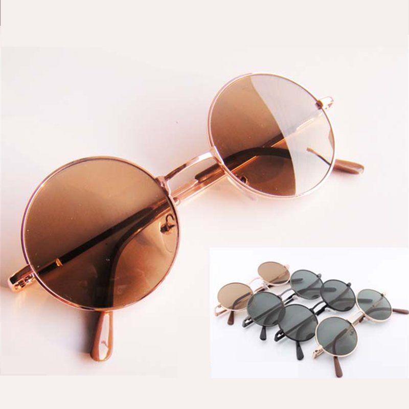 Fashion Vintage Round Sunglasses For Women Men Brand Designer Mirrored Glasses Retro Female Male Sun Glasses Men's Women's Pixel - http://mixre.com/product/fashion-vintage-round-sunglasses-for-women-men-brand-designer-mirrored-glasses-retro-female-male-sun-glasses-mens-womens-pixel/