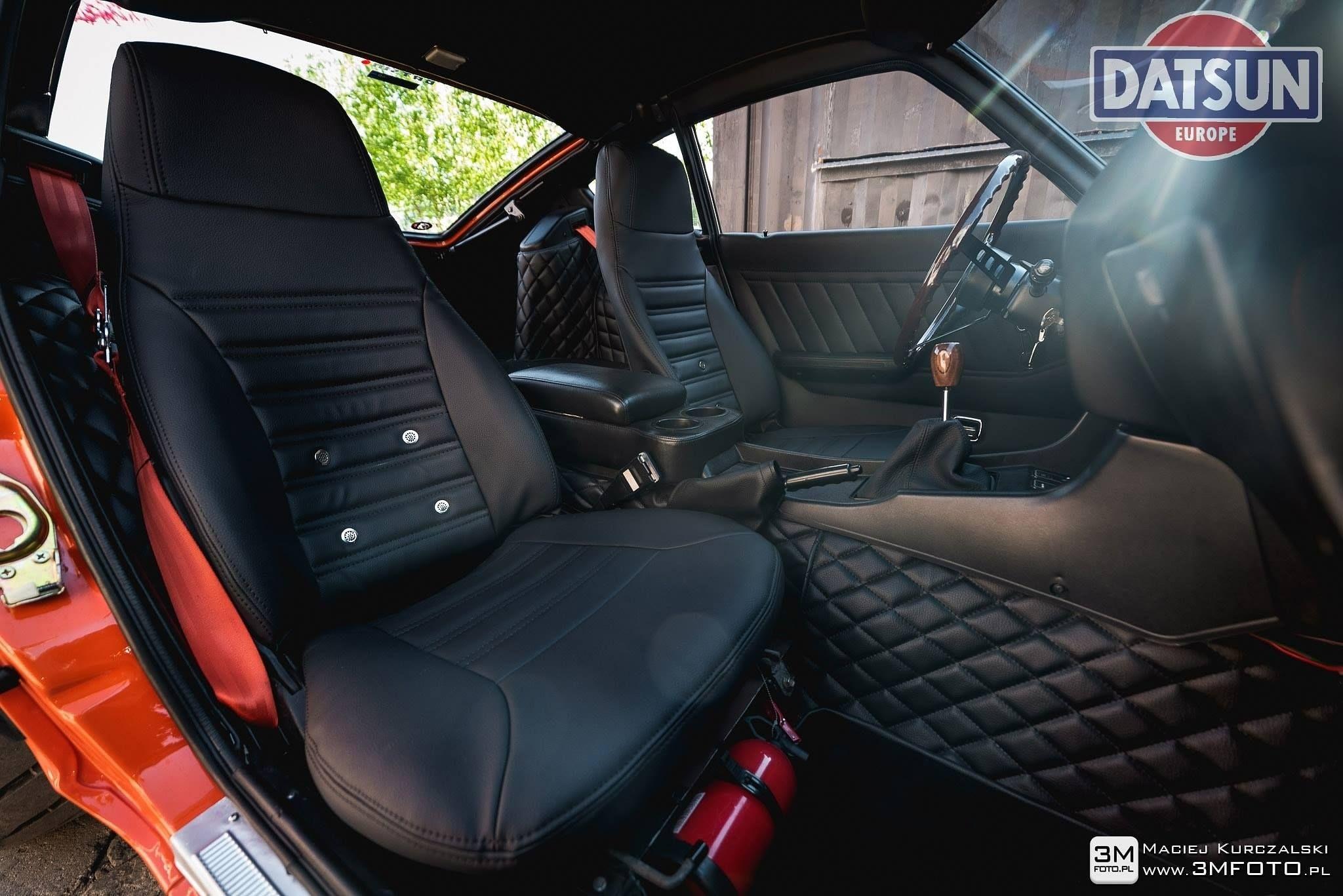 Fairlady Interior Datsun 240z Datsun Car Interior