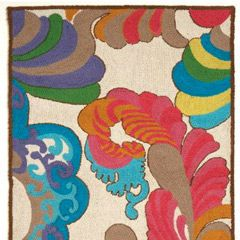 love this rug! Trina Turk Coachella Hook Rug