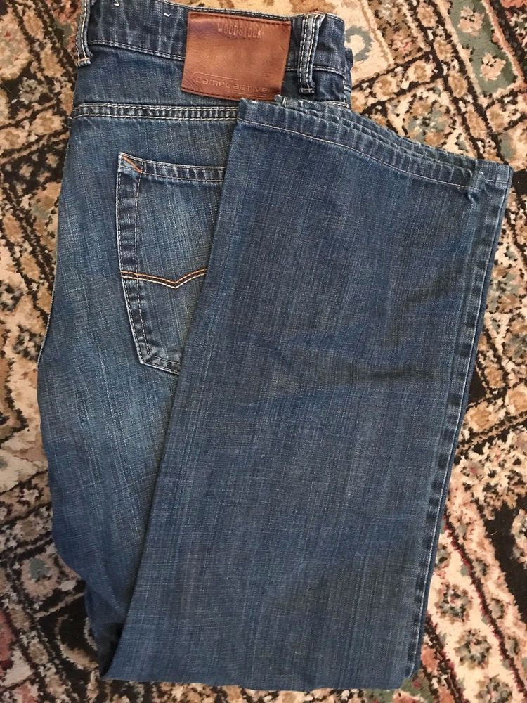 the best attitude 6f447 fab20 Men's Jeans Camel Active Woodstock Blue Size 36 Ex Con Must ...