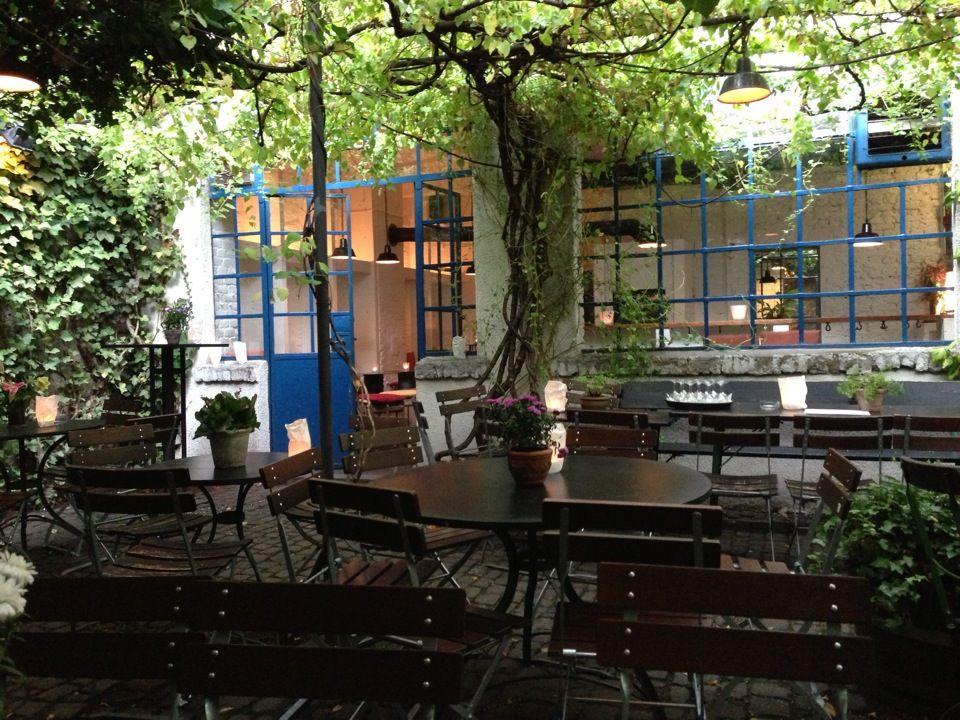 Bockenheimer Weinkontor Frankfurt, Places, The places