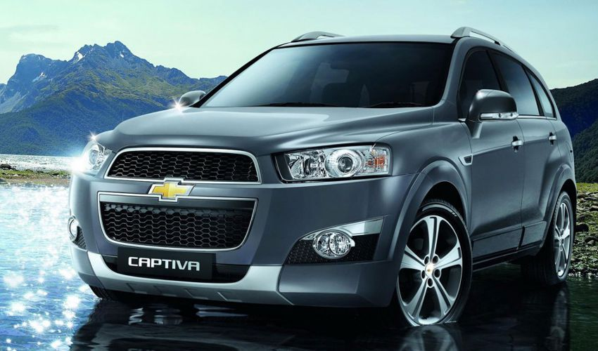 2019 Chevrolet Captiva Review Price Specs Release Date And