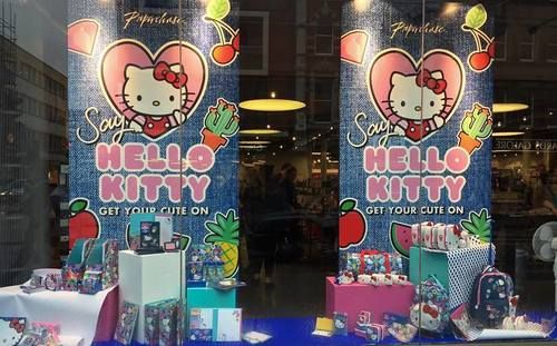 Weu0027ve Taken Over Paperchase 😍🇬🇧 Hello Kitty, August 2017