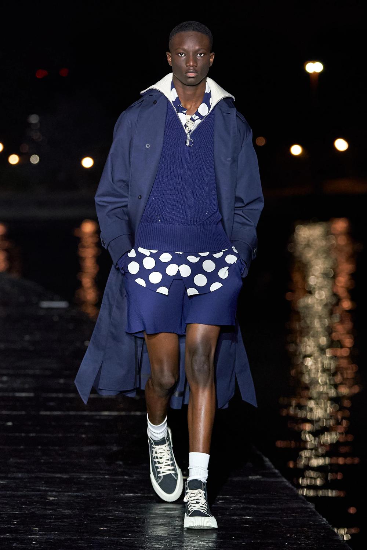 Ami Spring 2021 Menswear Fashion Show