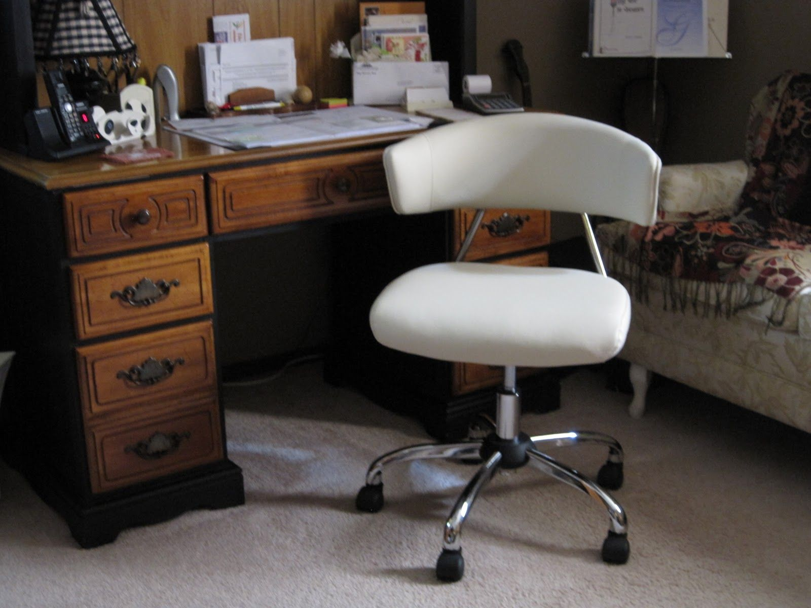 Cute Desk Chairs Leather Desk Chairs Office Workspace