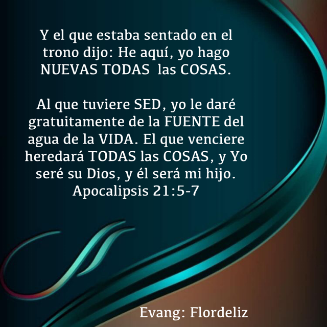 Pin De Flordeliz Gonzalez En Cristo Biblia Reina Valera 1960 Palabras Decir No