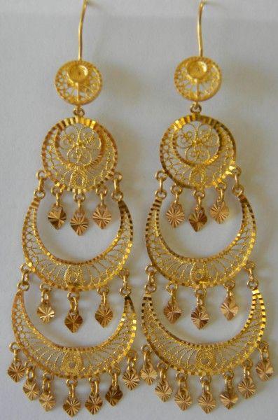 Middle Eastern Jewelry Earring 622 Jewellery Pinterest
