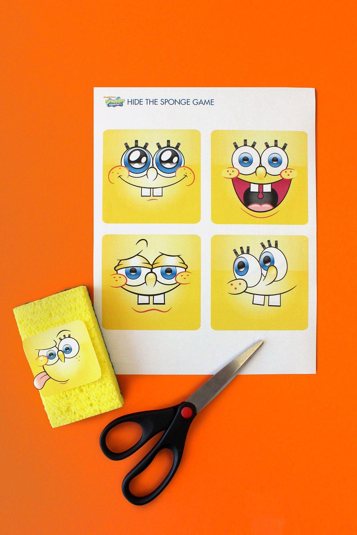 Hide The Spongebob Game